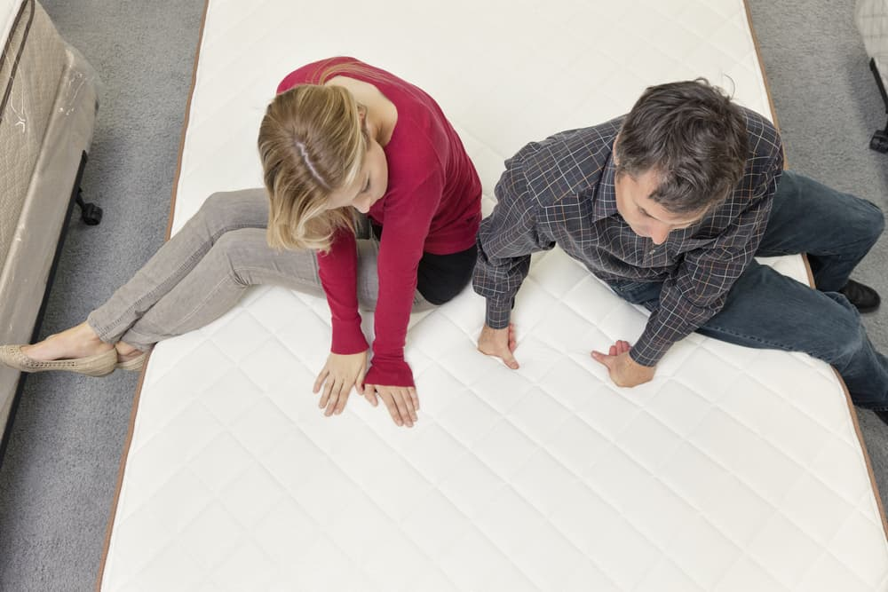 San Diego mattress stores - latex or spring coil