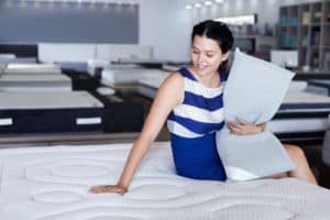 Can a hybrid mattress be used on an adjustable bed
