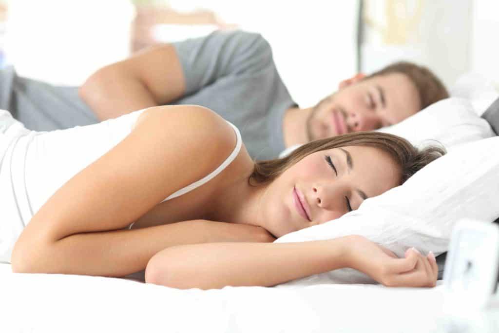 Does an adjustable bed improve sleep
