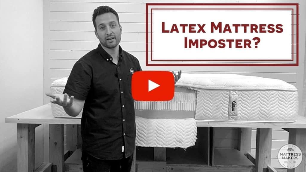 Anatomy Of a Mattress Comfortpedic