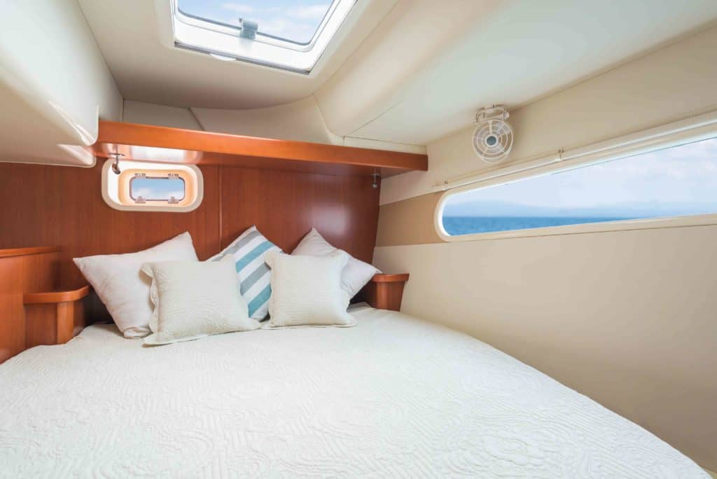 What are the benefits of custom boat mattresses
