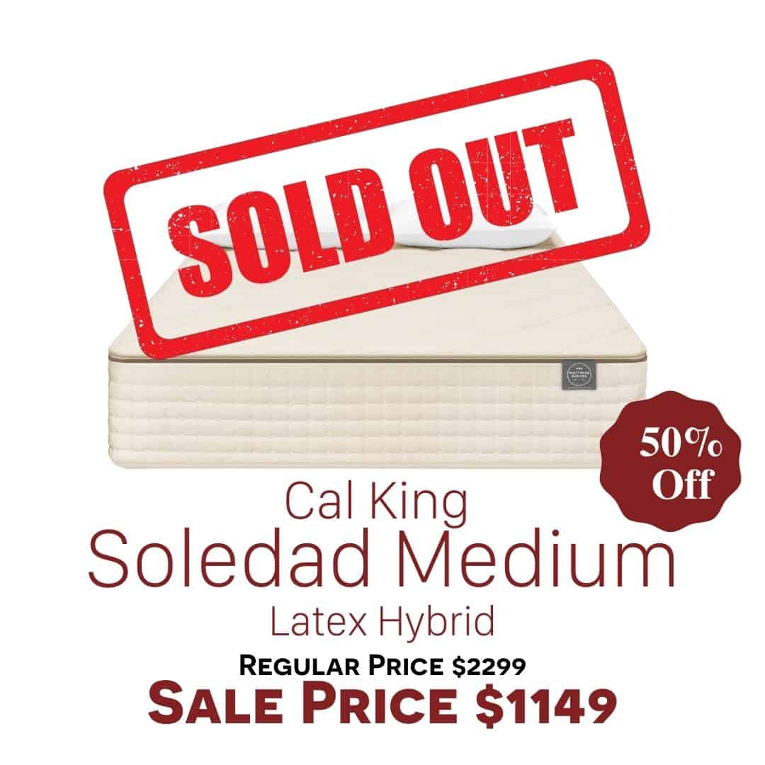 Sold Out Soledad